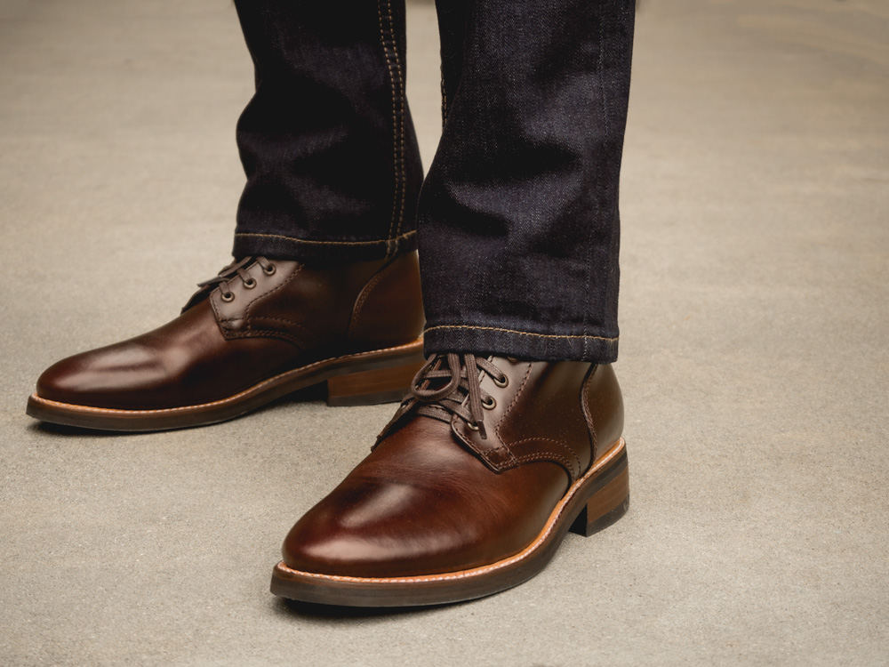 Thursday Boot Company President in Brown