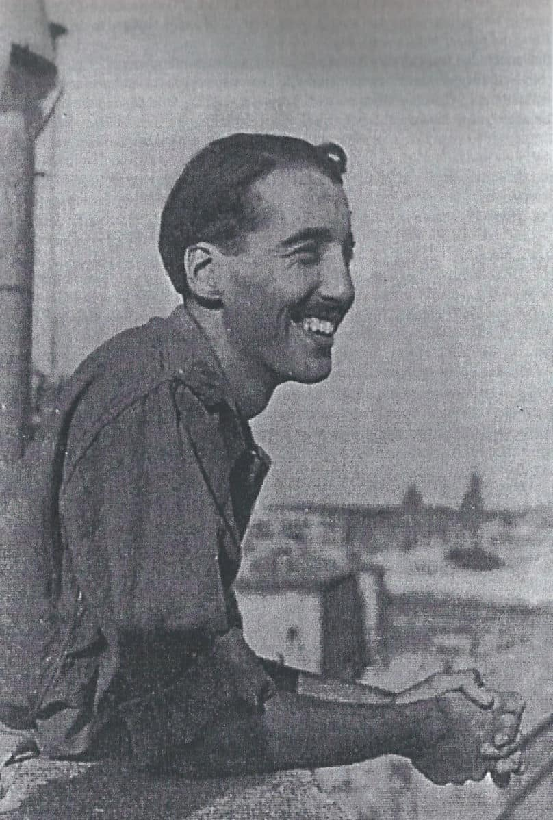 Christopher Lee 1944
