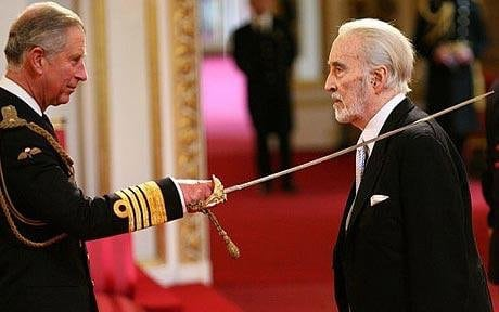 christopher-lee-knighted