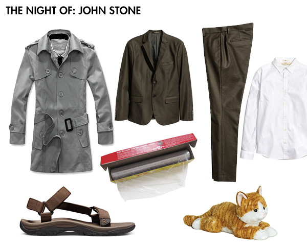John Stone The Night Of Costume