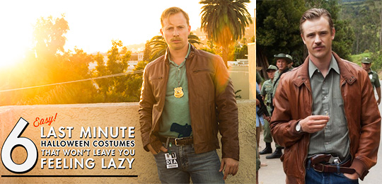 6 Easy Last Minute Halloween Costumes That Won't Leave You Feeling Lazy