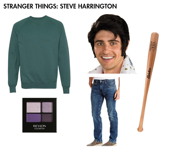 Steve Harrington costume