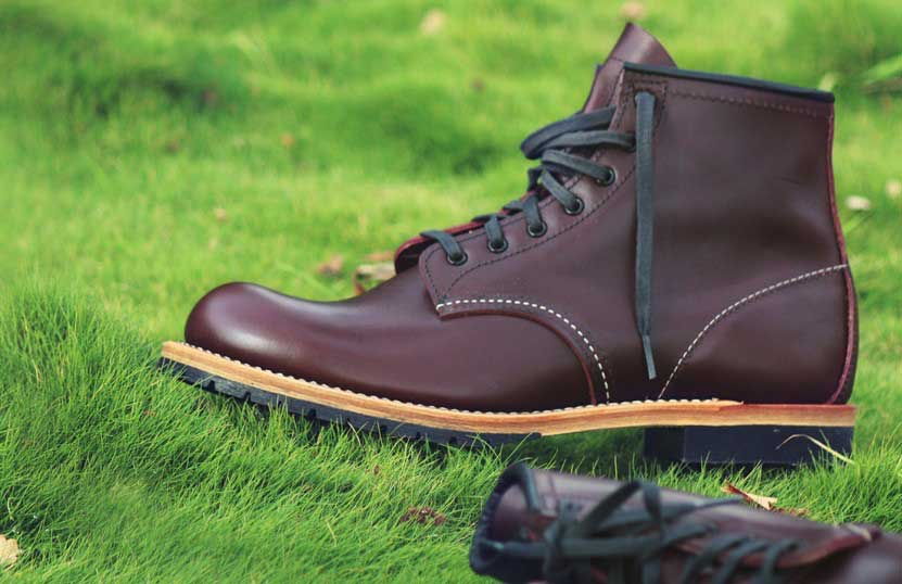 Red Wing Beckman Round