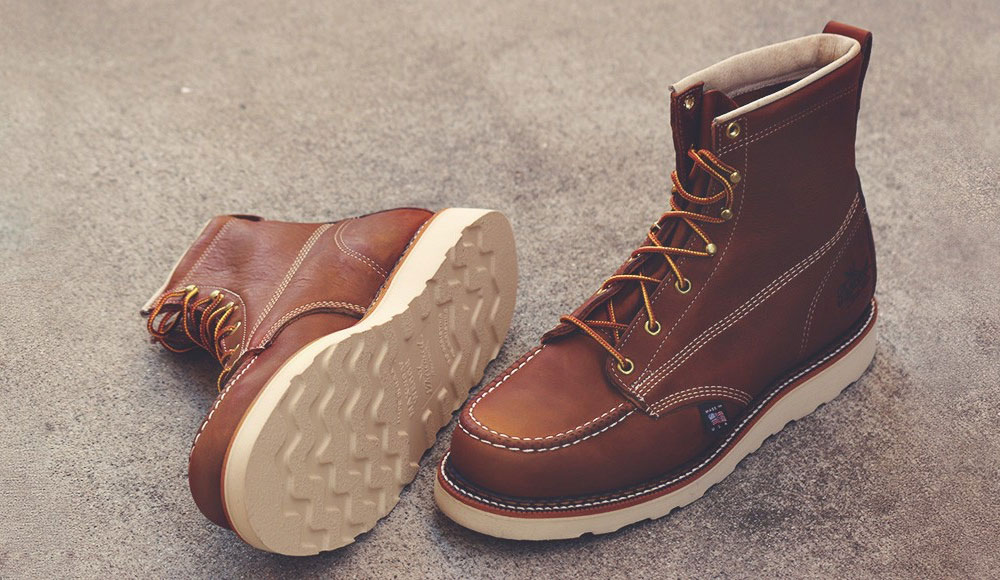 Thorogood Moc Toe Boot