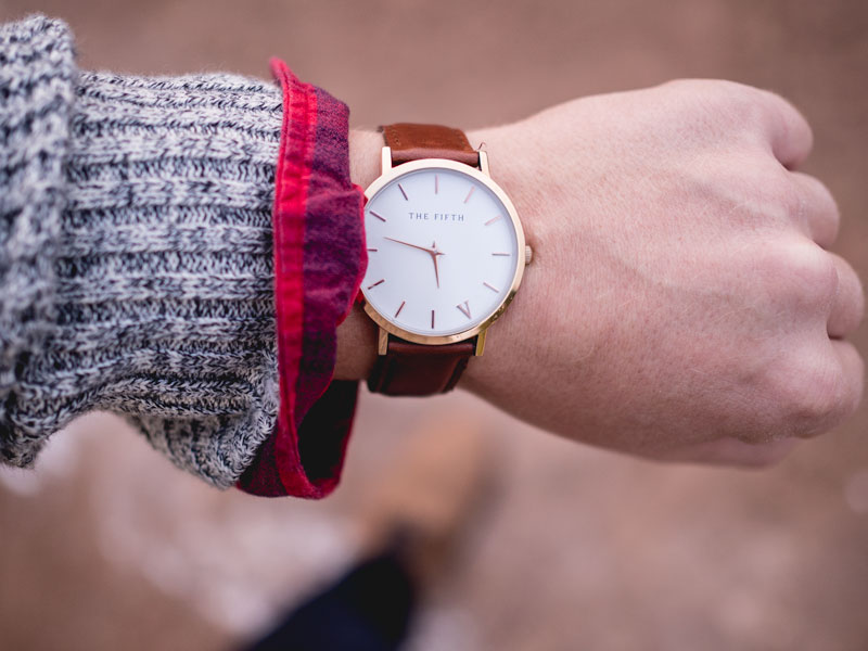 The Fifth Tribeca watch