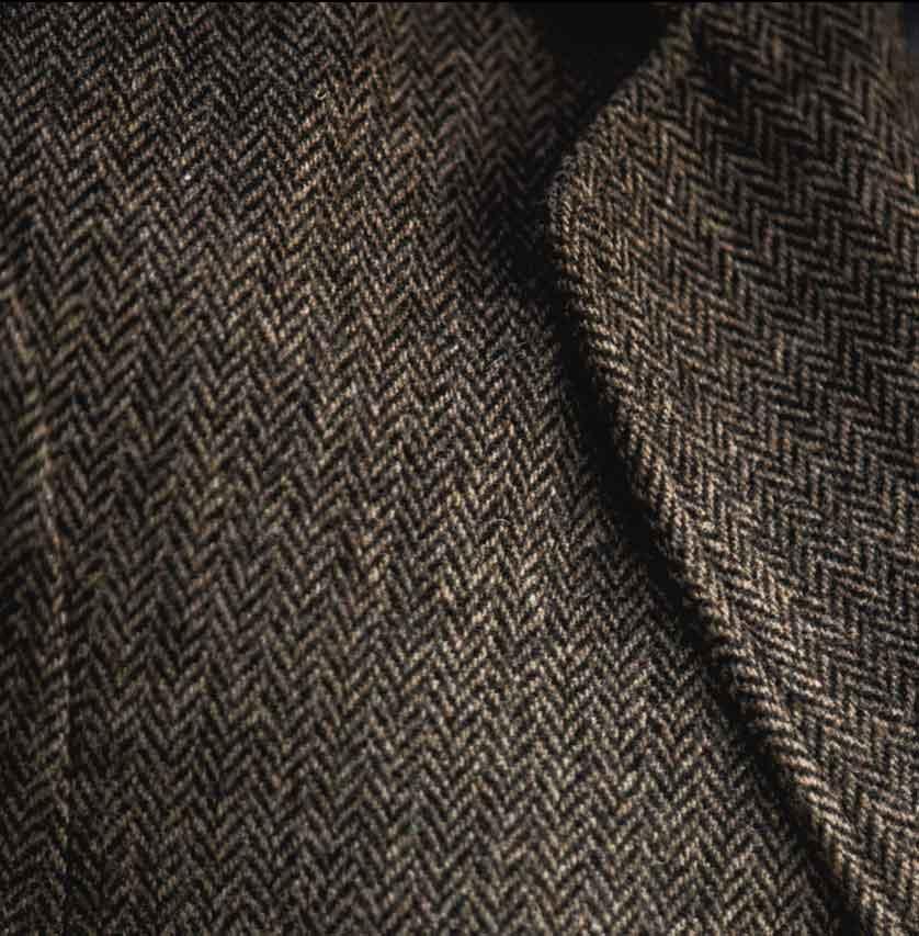 herringbone sportcoat blazer