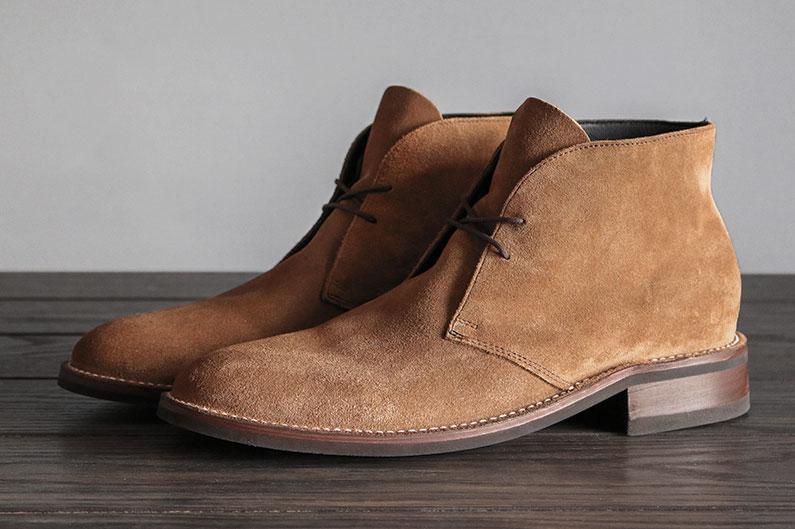 thursday boot suede chukka boot