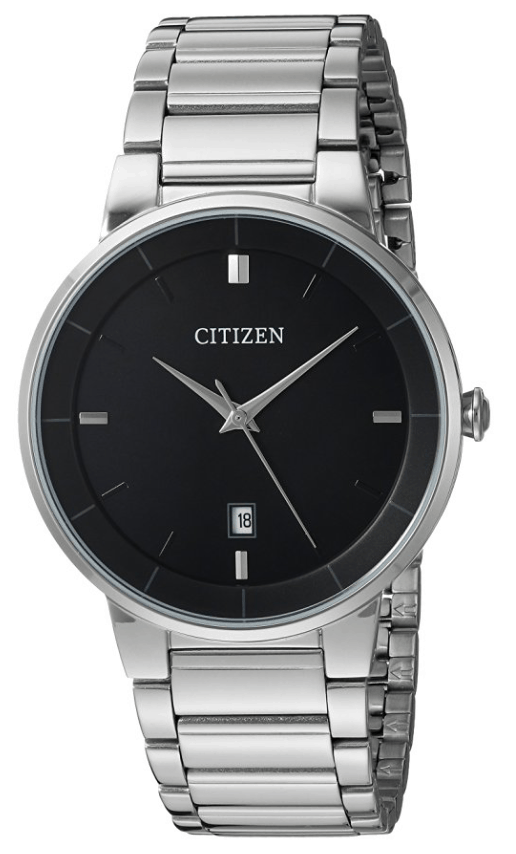Citizen watch, $52.50