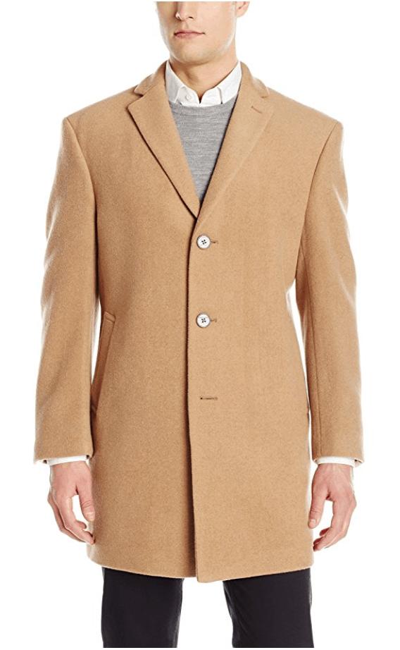 Calvin Klein overcoat $84