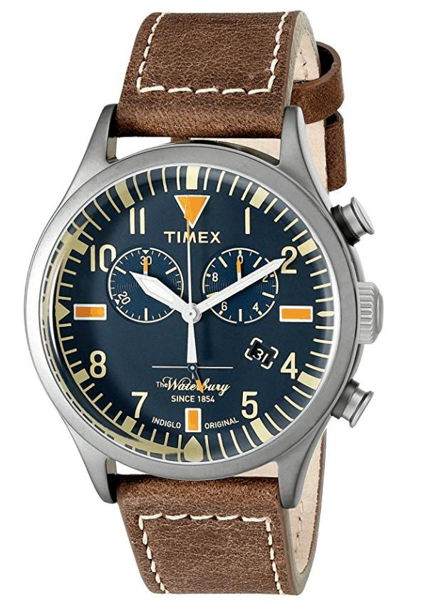 Timex Waterbury watch $70