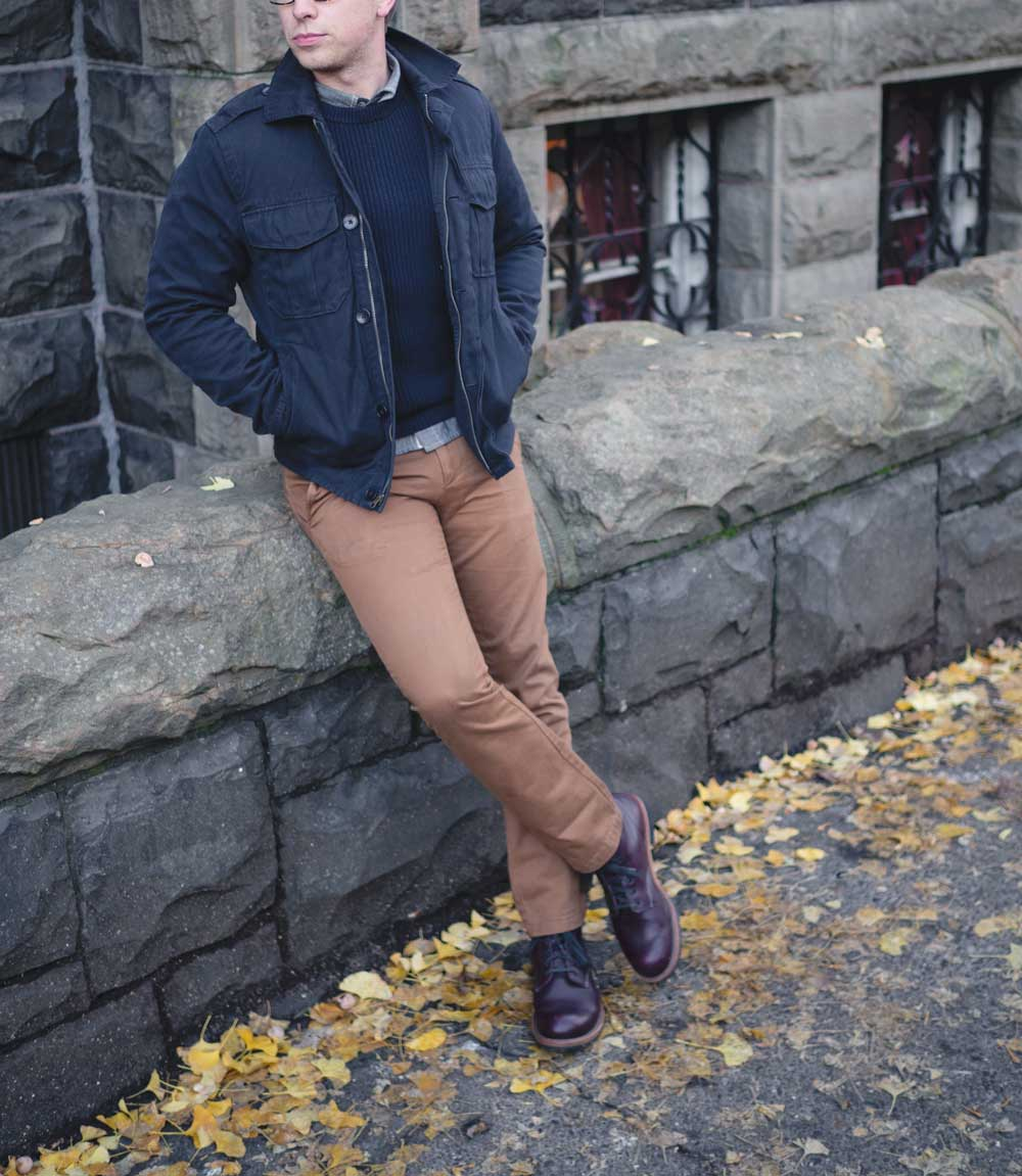 men fall style outfit inspirtation