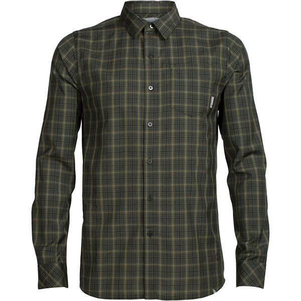 icebreaker wool shirt