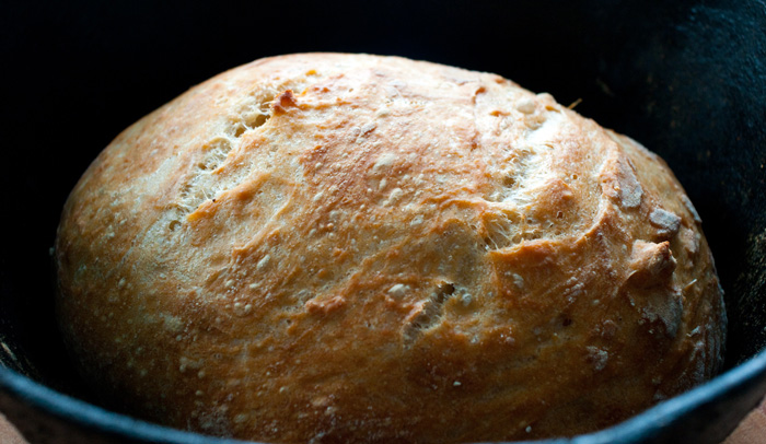 Artisan Dutch Oven Bread Recipe