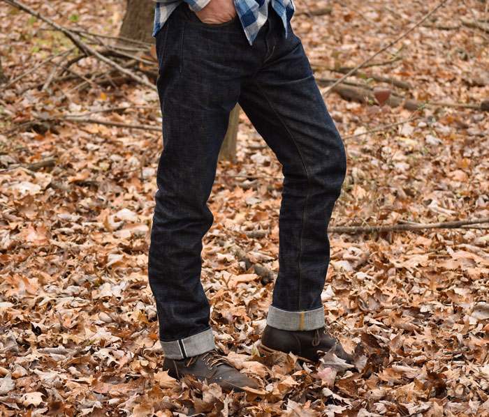 Shockoe Raw Denim