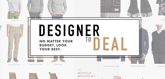 Designer to Deal: Winter