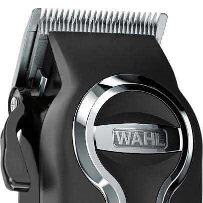 Close up of Wahl shaver