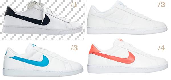 Nike Tennis Classic colors