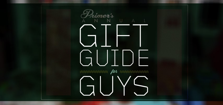 gift guide header 2012