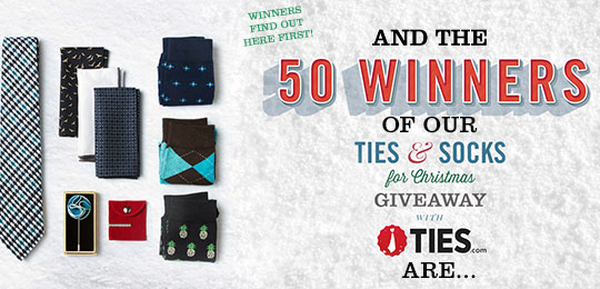 <thrive_headline click tho-post-14071 tho-test-1>Announcing the Winners of Our Ties &#038; Socks Giveaway with Ties.com + 70% Off Picks!</thrive_headline>