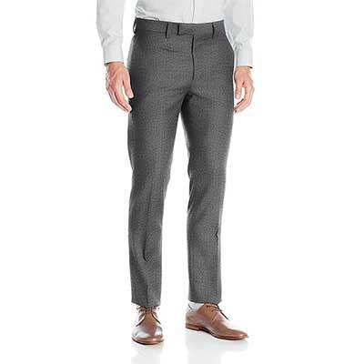 Tweed fabric Pants on Amazon