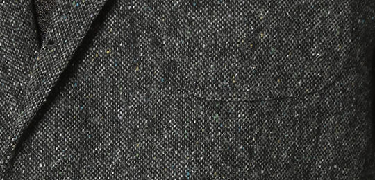donegal tweed fabric