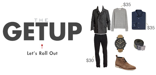 The Getup: Roll Out