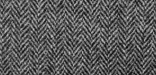 plain herringbone tweed fabric