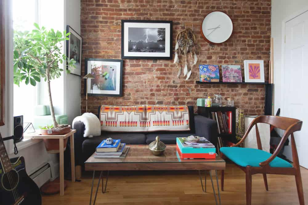 Apartment Decorating Ideas: A Brooklyn Bedroom