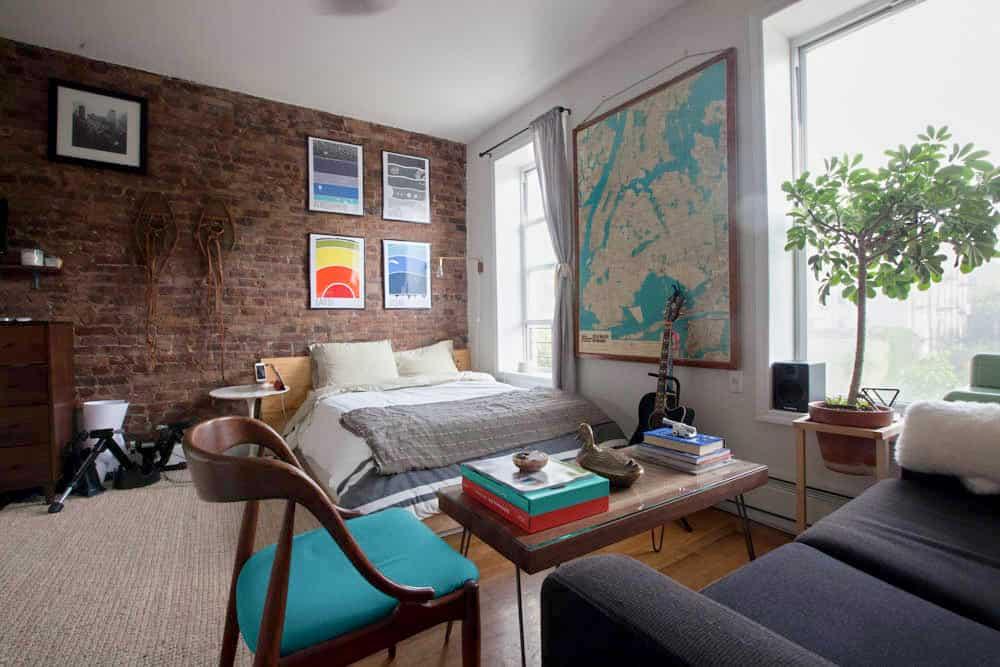 Apartment Decorating Ideas For Your Studio