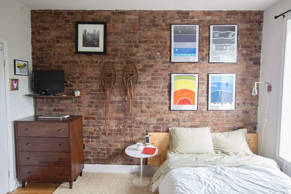 apartment decorating ideas bedroom