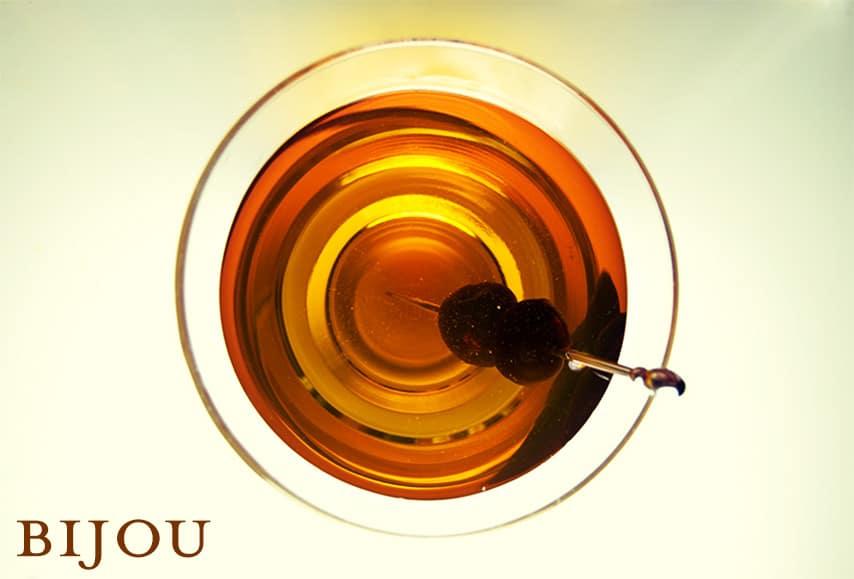 bijou drinks with gin
