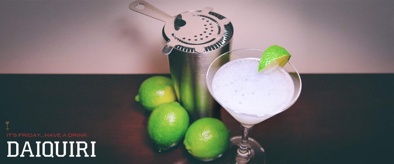 daiquiri rum mixed drinks