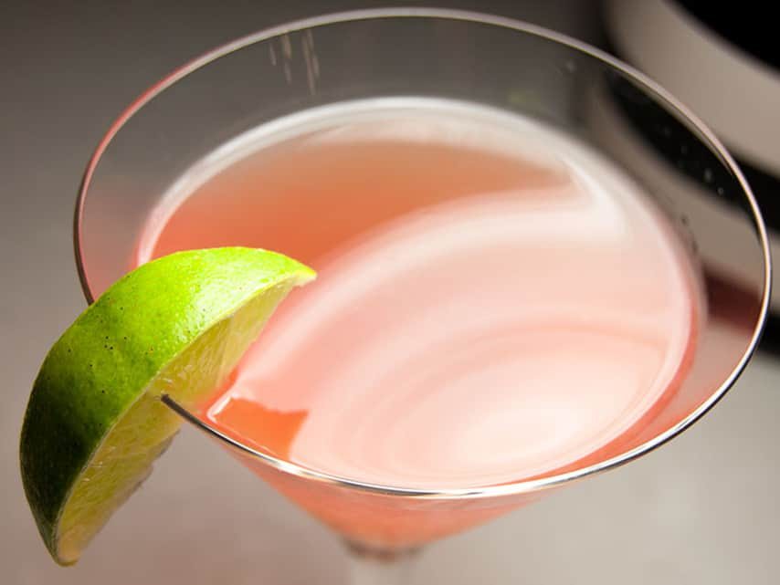 gin cosmopolitan drinks with gin