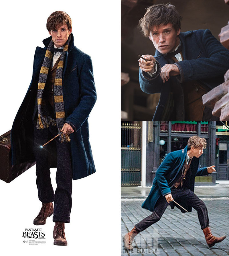 Fantastic Beasts clothing costume