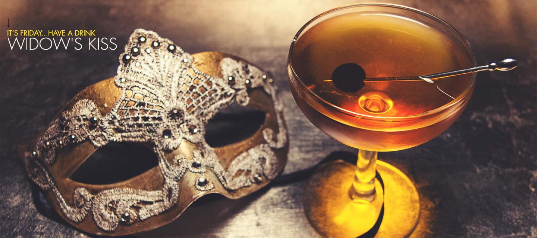 widow's kiss brandy cocktails