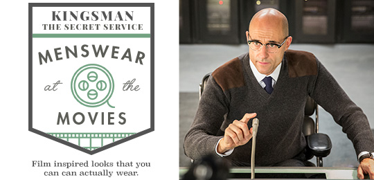 Kingsman: The Secret Service – Menswear at the Movies