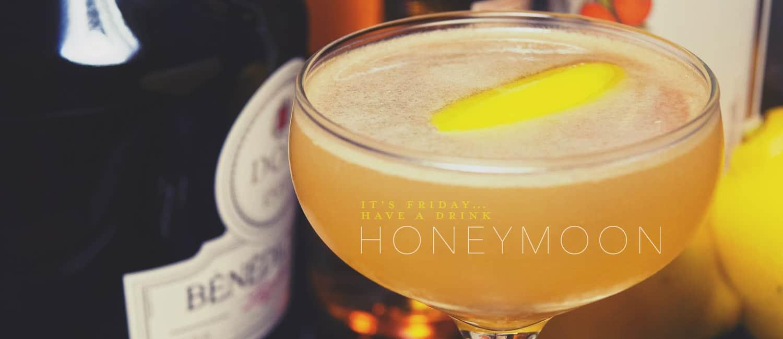 honeymoon brandy cocktails