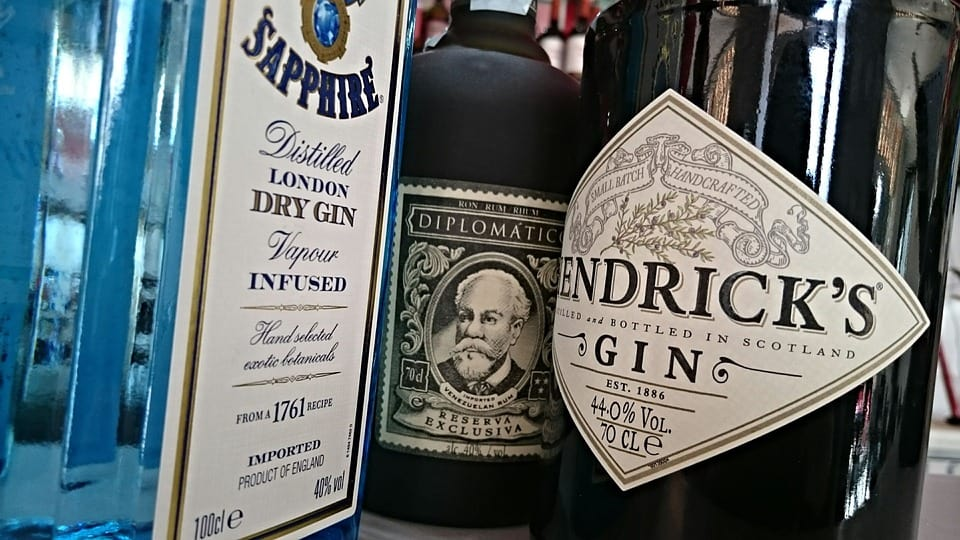27 of the Best Drinks With Gin You'll Ever Make