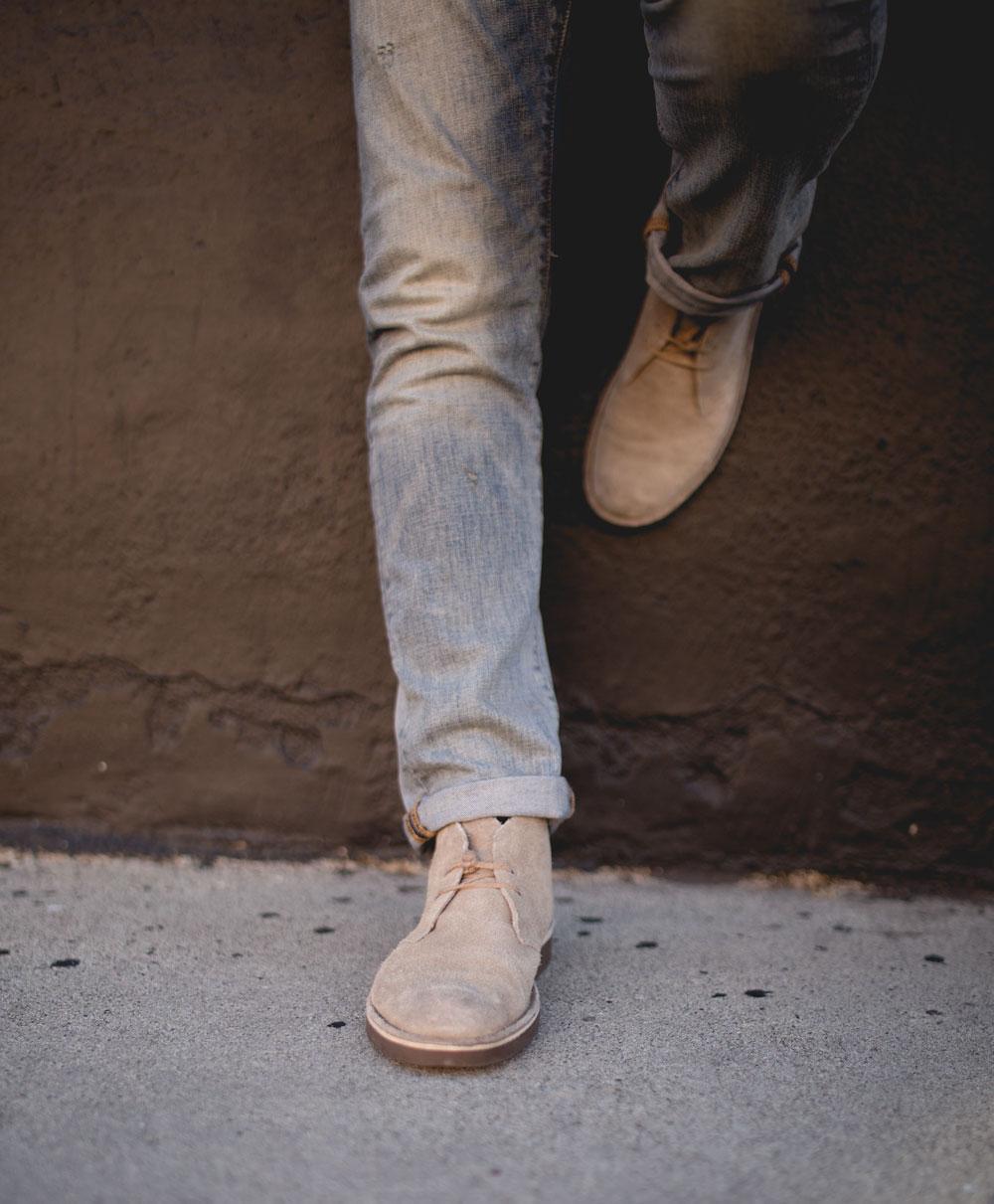 Clarks Desert Boots Bushacre