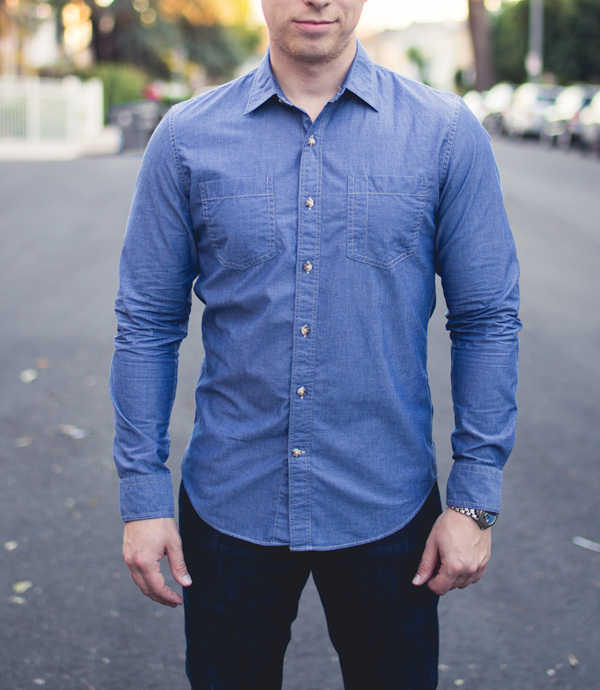 Goodthreads Chambray Shirt