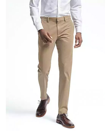 Banana Republic khakis