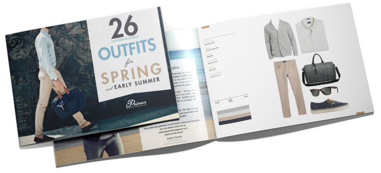 26 Outfits for Spring & Early Summer - Mens outfit ideas and inspiration