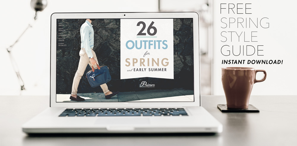 26 Outfits for Spring & Early Fall - Mens Spring Outfit Ideas