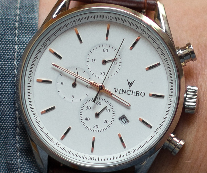 what is a chronograph - Vincero Chrono