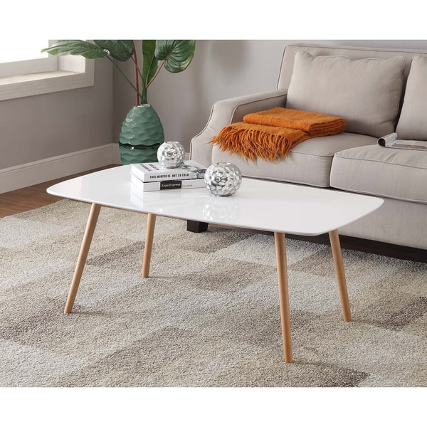 Convenience Concepts Oslo Coffee Table, $86.99