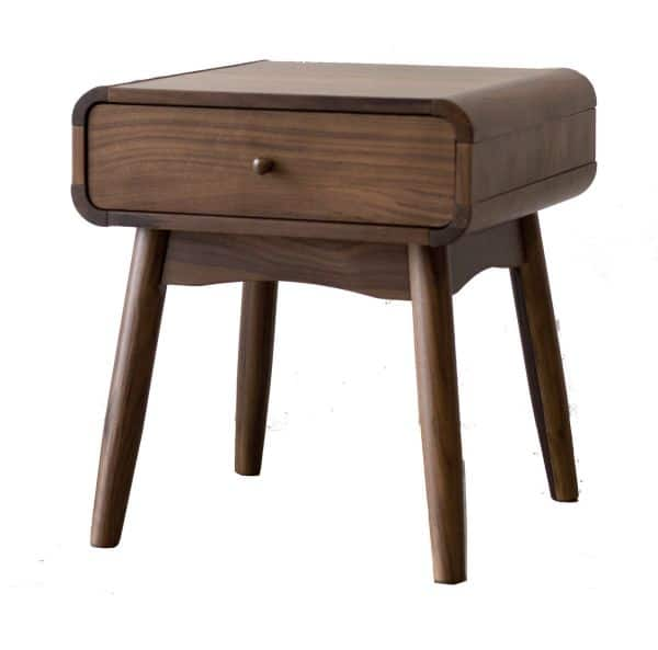 Hidalgo Nightstand WALNUT, $448