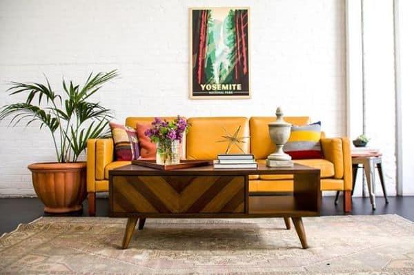 Vanowen Coffee Table, $448