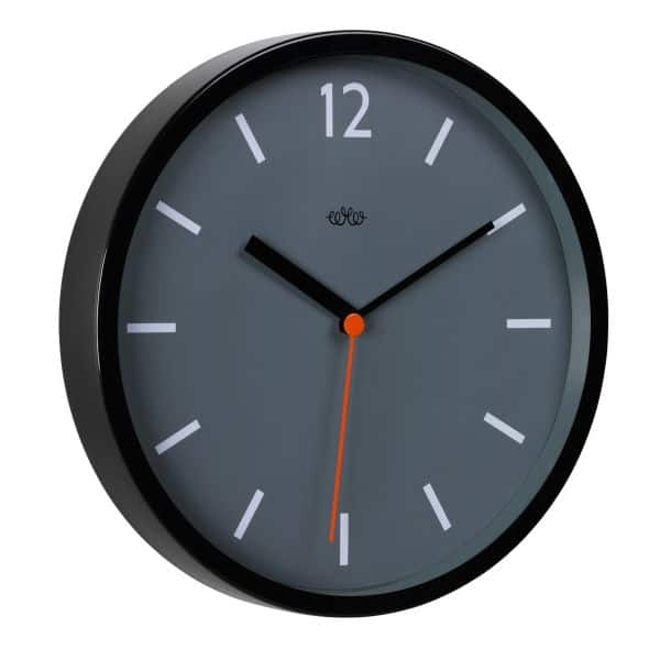 Wild Wood Wall Clock GREY, $44