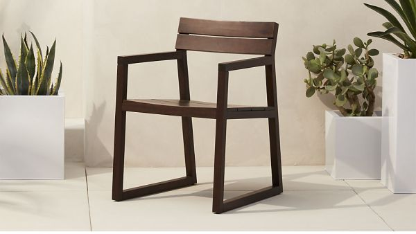 artemis dining chair, $129