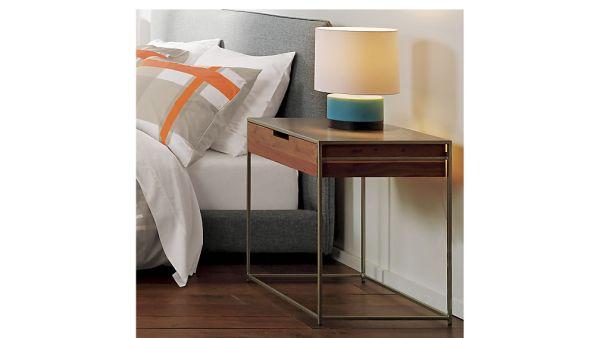 audrey nightstand, $229